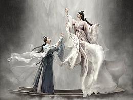 《新白娘子传奇》海报