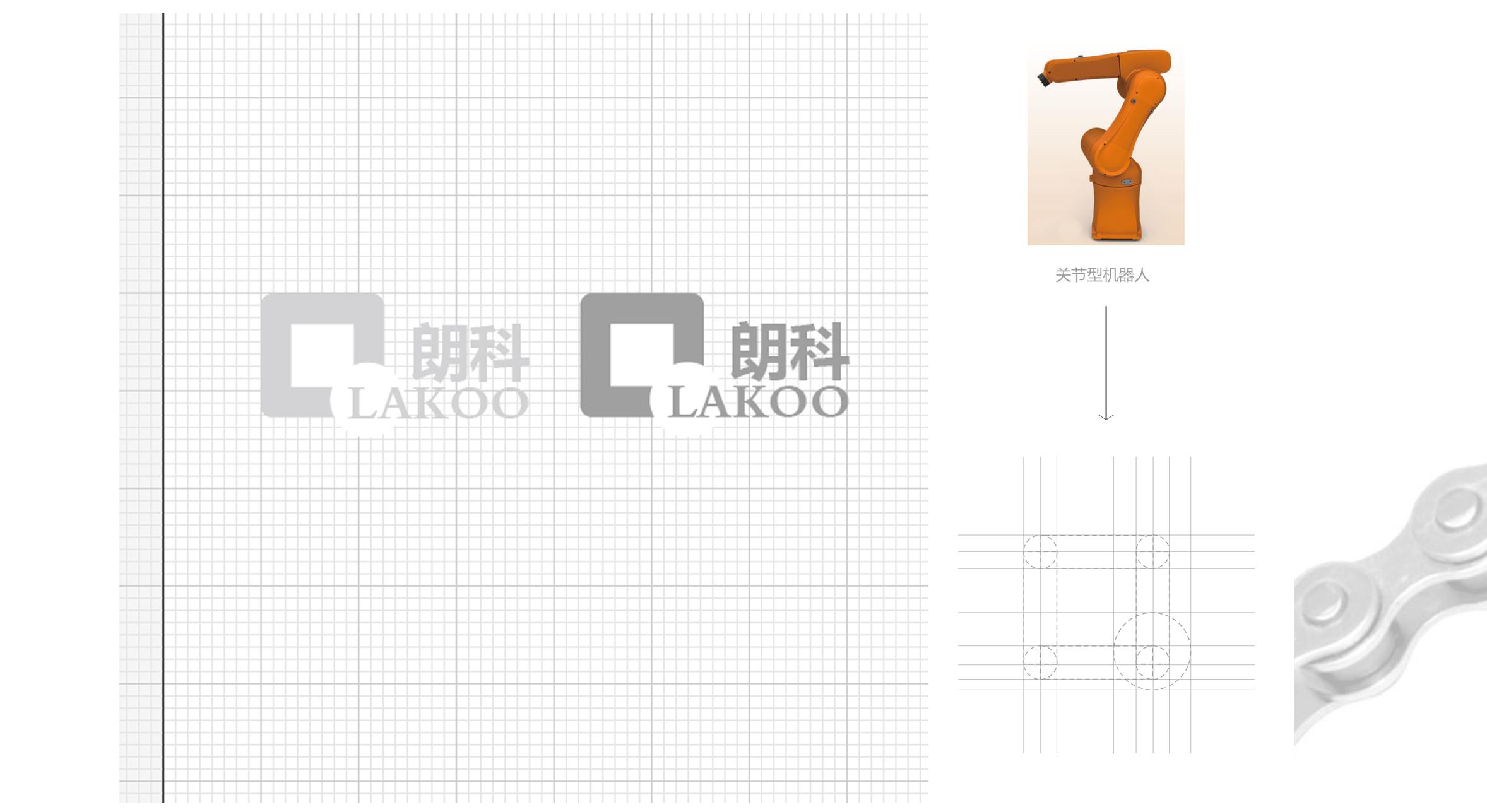 朗科工业机器人logo