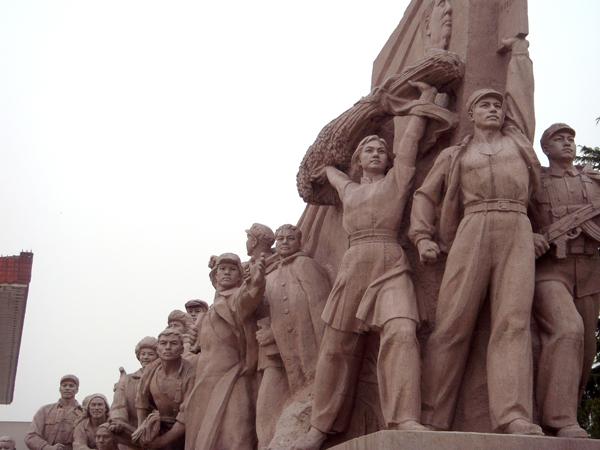 北京天安门广场五一实拍|环境/建筑|摄影|klo012