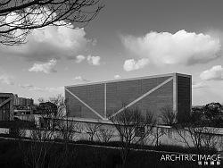 建筑摄影 - Prefectural Sayamaike Museum