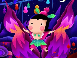 Eggbox丨True Fairytale真实童话设计师日常灵感插画