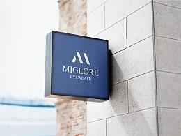 Miglore Eyewear Brand丨品牌设计