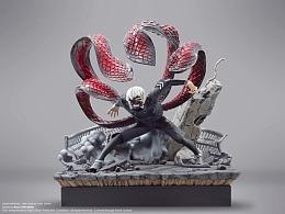 Kura Collectibles 《東京喰種》金木研 1/6 收藏雕像