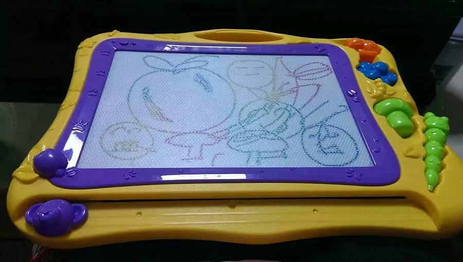 【久久来一次】 儿童手绘板设计|玩具|工业/产品|qs