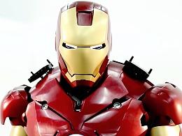 我的钢铁侠盔甲计划-2008-2018-阶段报告视频