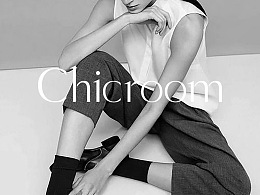 【chicroom】女装品牌logo