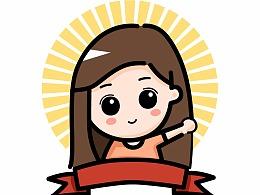 AI插画-logo