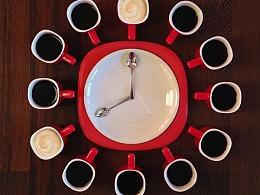 慢时光  咖啡品牌  VI设计