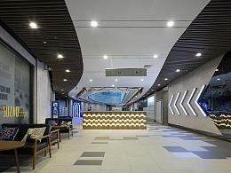 SUZAO Design Studio | 商业空间作品 C-SPORT健身房