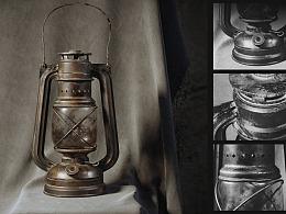 CG-煤油灯丨记忆丶