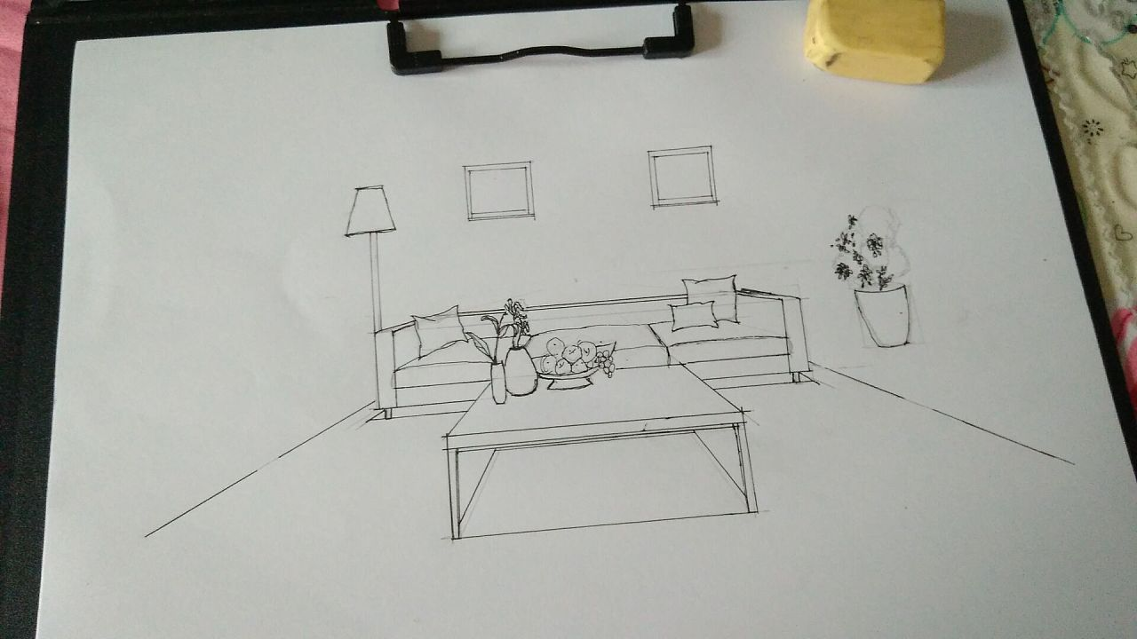 简单手绘画着玩