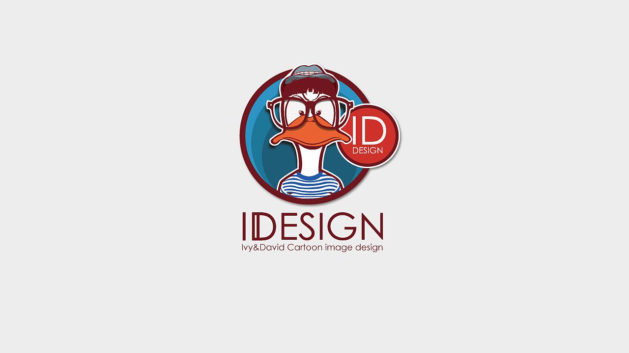 id design 卡通形象设计/情侣/婚礼 id video 视频/微图片