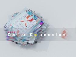 梅红C4D-2018年度设计合集