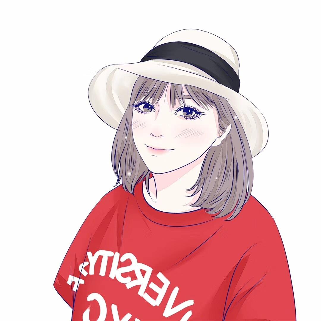 七月 漫画 砂子动漫 熊孩子手绘馆YJ-原创作品漫画肖像图片