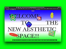 新审美网站设计