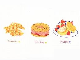 食べる—下午茶篇