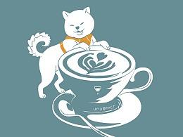 在职吉祥物的一周-微焙咖啡挂耳包装