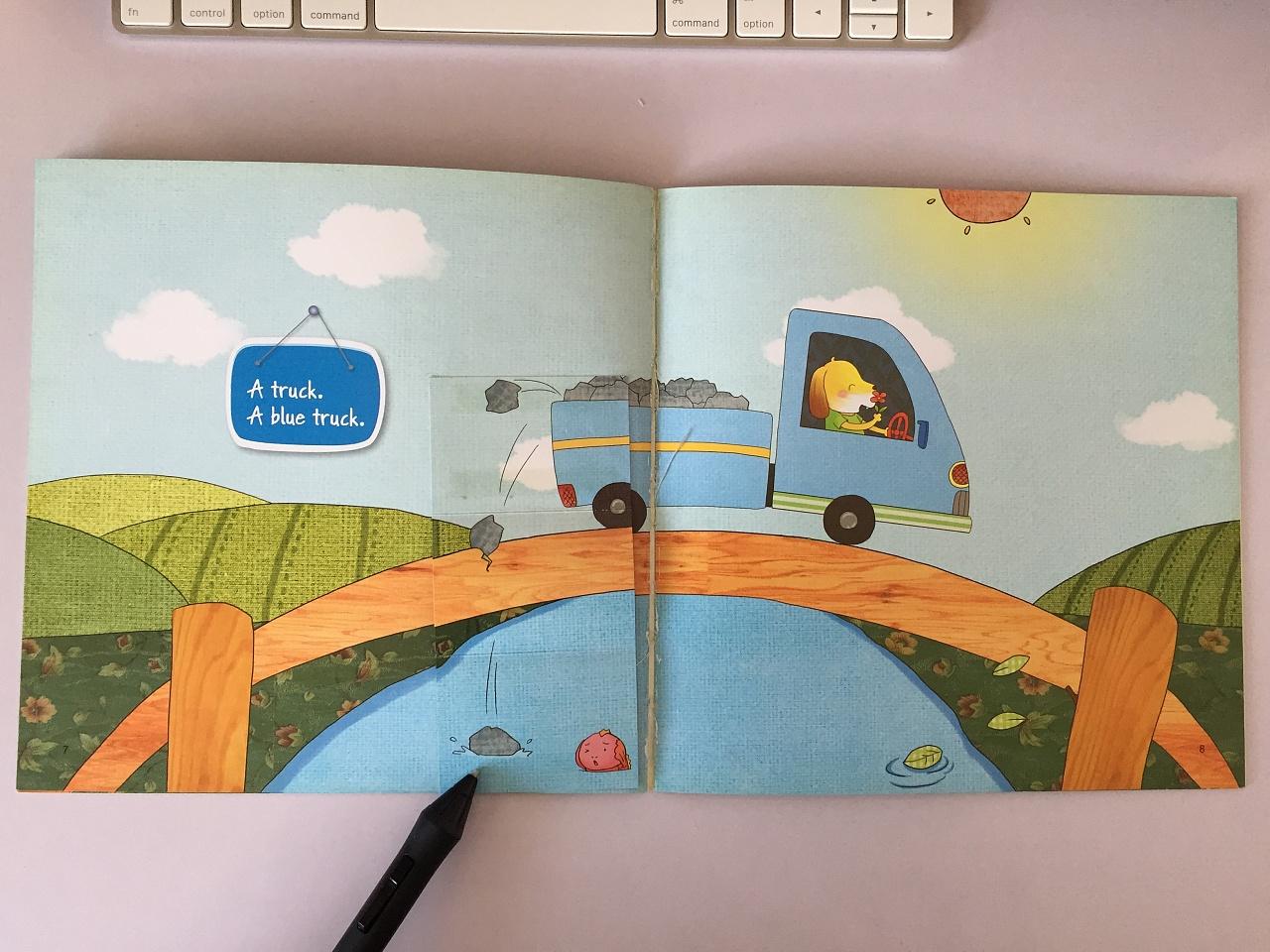 小羊过桥卡通图片