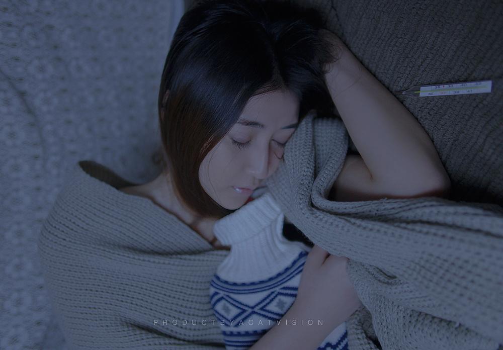 流感女主角剧照
