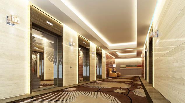 河池酒店设计丨天悦商务酒店设计装修|室内设计|空间