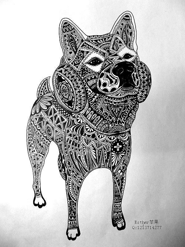 十二生肖 狗狗狗