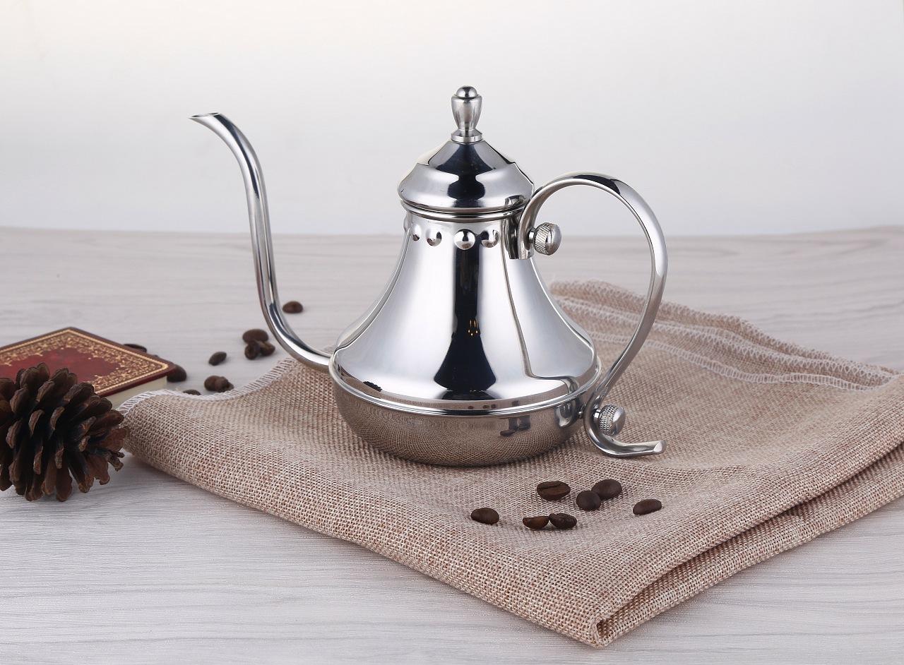 宫廷式手冲咖啡壶