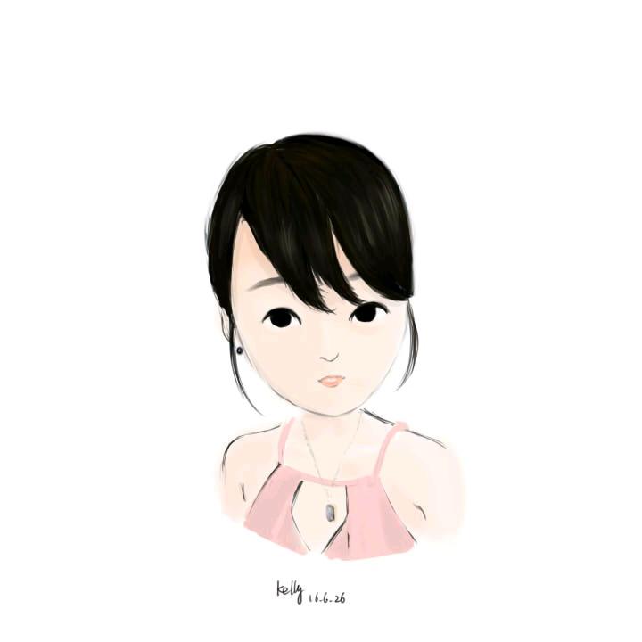 手绘萌头像|动漫|其他动漫|kelly9434 - 原创作品