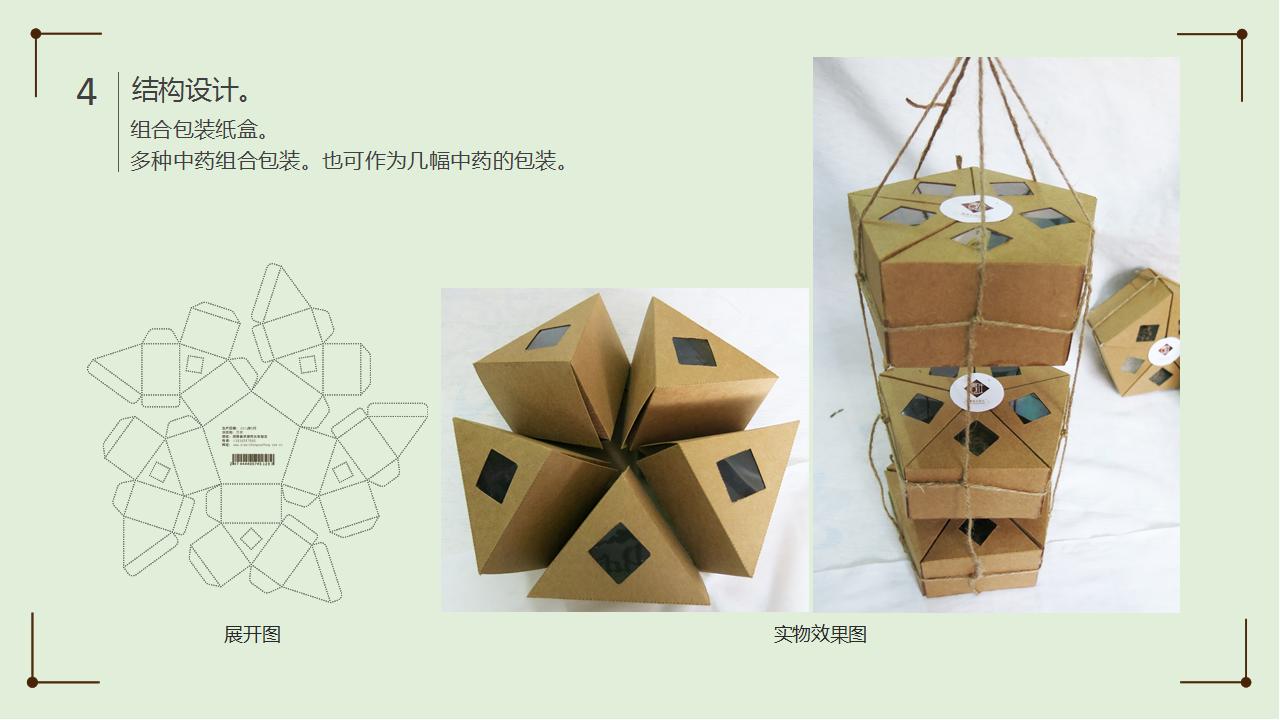 中药包装毕业设计|包装|平面|gjenny - 原创设计作品图片