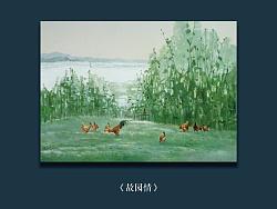 林纪泉油画作品【七】