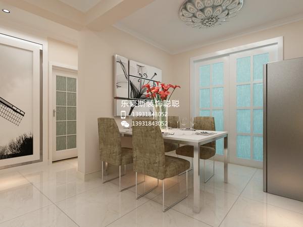 【课程v课程】广安云棠91两居简约风格装修室内设计央美案例图片