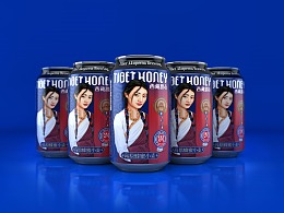 西藏阿克斑玛-精酿啤酒包装设计