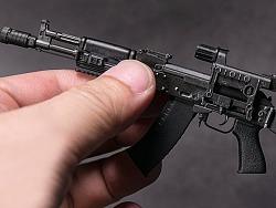 精英武器系列 2 -AK枪系    1:6  小比例模型武器