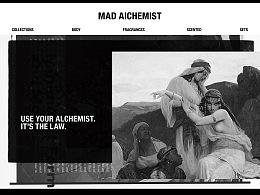 MAD AICHEMIST 品牌VI&产品设计
