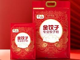 金龙鱼金饺子专业饺子粉