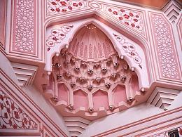 建筑摄影丨马来西亚 & 粉红清真寺