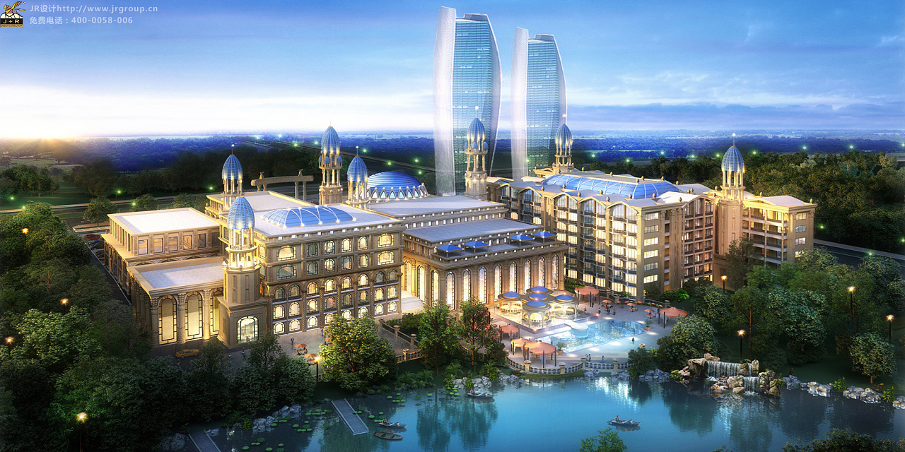 滁州市希尔顿大酒店:饮食服务
