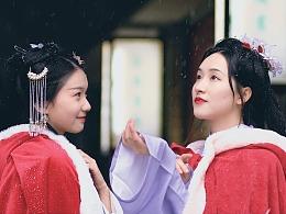 古风汉服MV《棠梨煎雪》预告