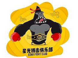 星光搏击俱乐部 设计方案