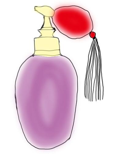 香水瓶练习