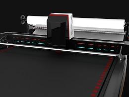 自动剪切机(激光切割机)设计