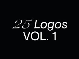 25 Selected Logos VOL.1