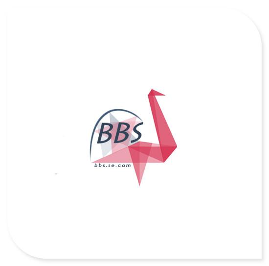 bbs论坛logo