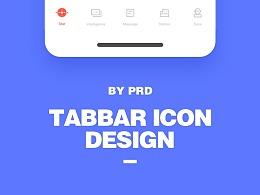 100个Tabbar图标设计「精选合集」