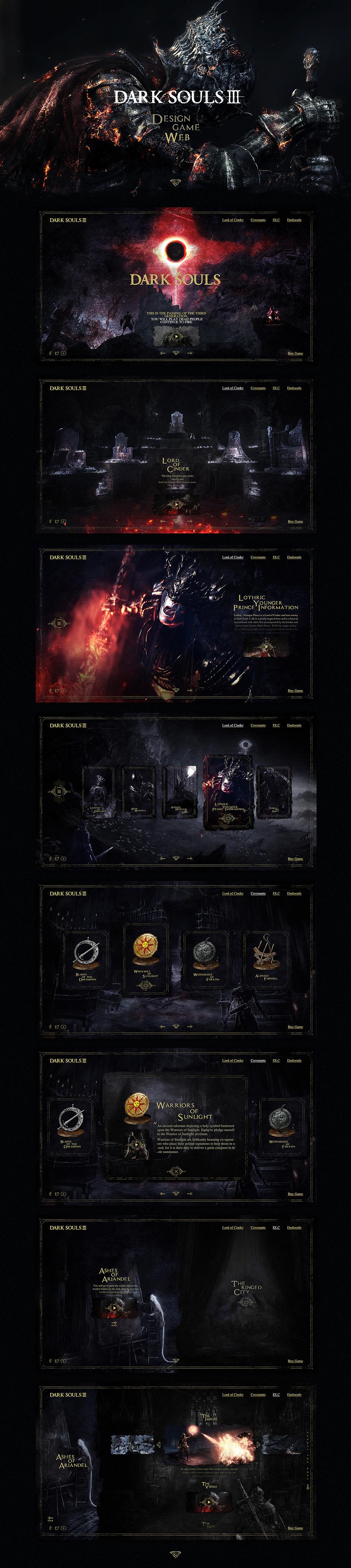 查看《【黑暗之魂3】Dark souls 3》原图,原图尺寸:1366x6100