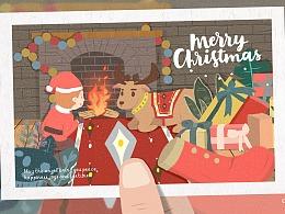 提前祝你们圣诞快乐~