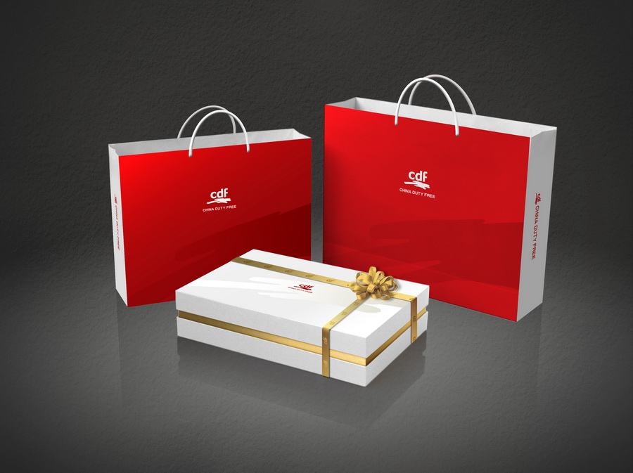 礼品盒包装|包装|平面|mac1
