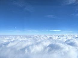 天空之上的云彩
