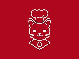 一款餐饮品牌logo设计方案