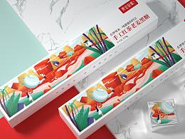 红糖包装设计