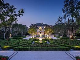 北京融创壹号庄园 建筑景观摄影